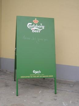 Lavagna Carlsberg