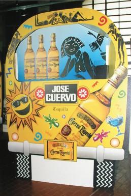Roulotte Jose Cuervo