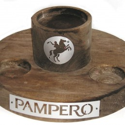 Espositore portabottiglie Pampero