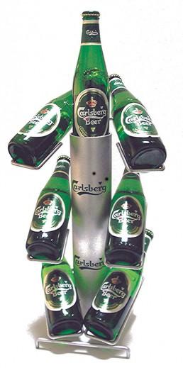 Portabottiglie Carlsberg