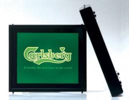 Insegna Luminosa Carlsberg