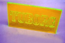 Targa Pubblicitaria - Tuborg