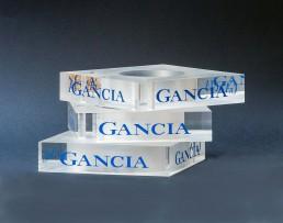 Espositore Portabottiglia Gancia