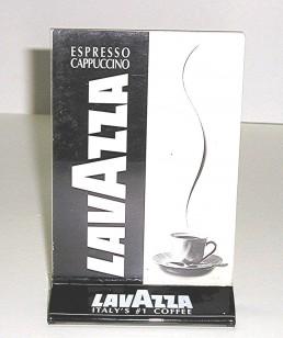 Portamenu Lavazza