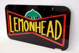 Insegna Luminosa Lemonhead